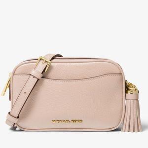 Michael Kors pebbled leather xbody belt bag NWT 😎